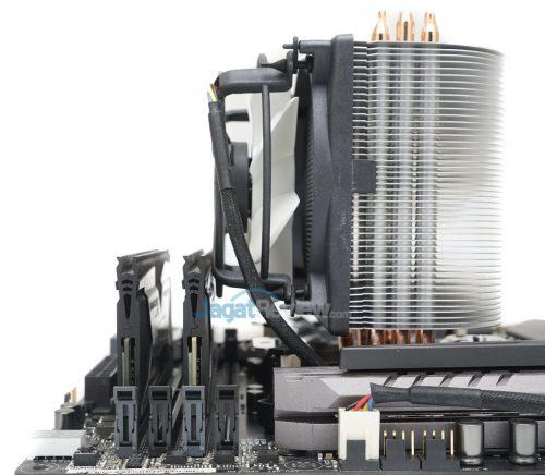 RAM Arctic Cooling freezer 7 pro