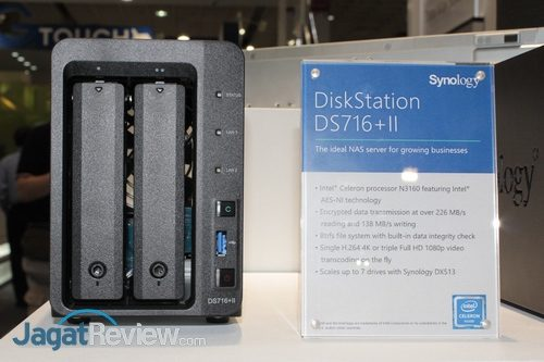 Synology - DS716+ II