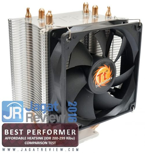 Thermaltake Contact 21 Best Performer Award