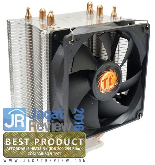 Thermaltake Contact 21 Best Product Award