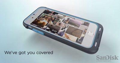 SanDisk Hadirkan Casing Khusus iPhone Bernama iXpand