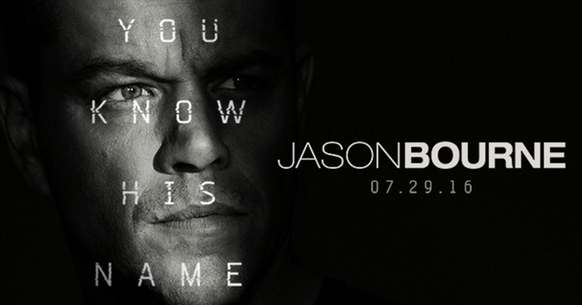 Review Jason Bourne Kembali Menggigit Jagat Review