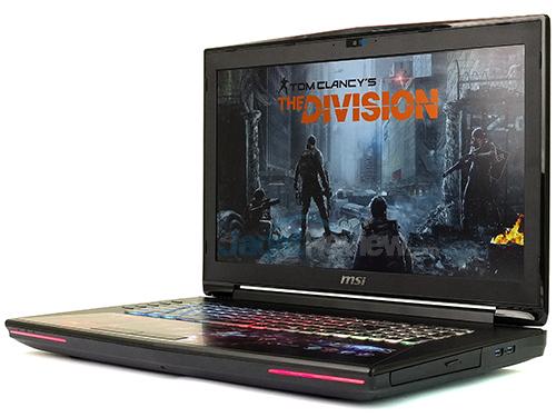 MSI GT72S 6QE Notebook v1