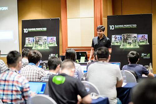 NVIDIA GTX 10 (Notebook) Event