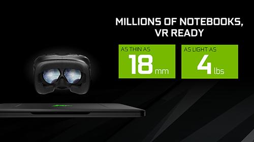 NVIDIA GeForce GTX 10 Notebook 11