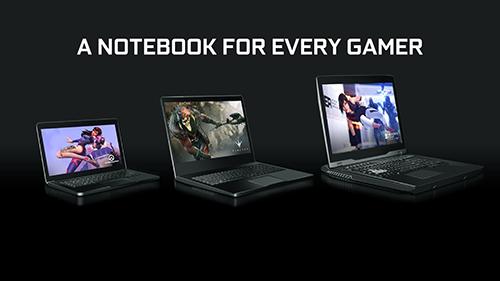 NVIDIA GeForce GTX 10 Notebook 12