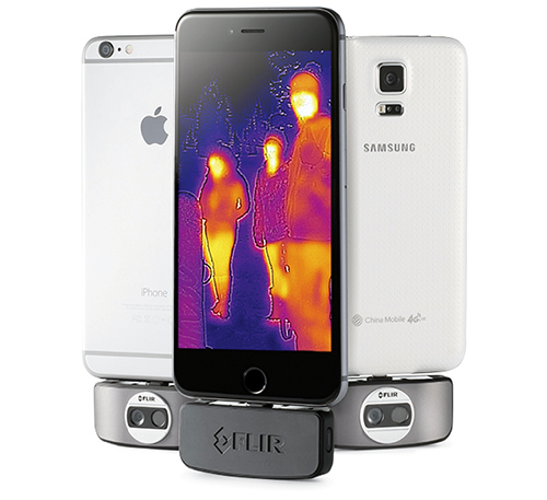 FLIR ONE iOS Android