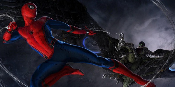 spider man homecoming movie vulture images