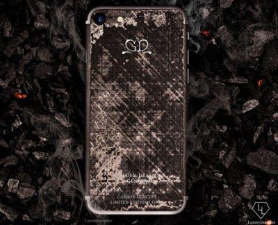 Casing iPhone 7 Golden Dreams Seharga Rp 200 Juta!