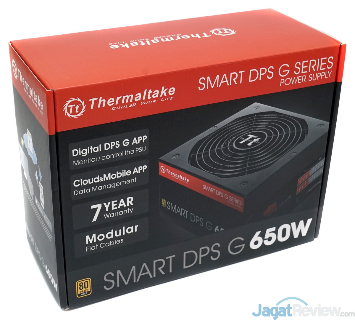 Thermaltake Smart DPS G Gold 2