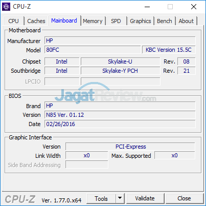 HP Elite x2 1012 G1 CPUZ 02