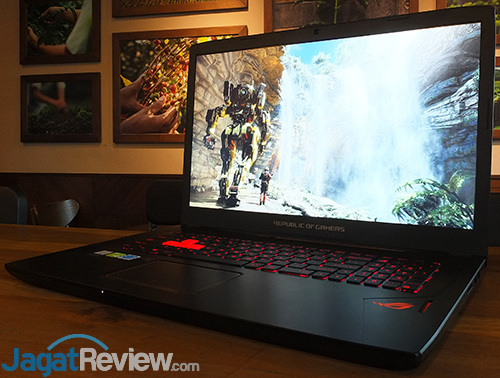 ASUS ROG STRIX GL702VM Notebook