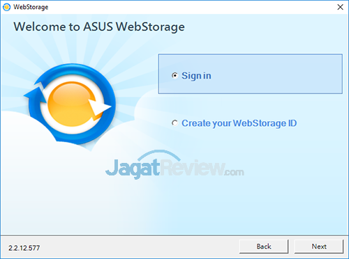ASUS ROG STRIX GL702VM WebStorage