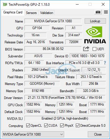 ASUS ROG GX800 GPUZ 01