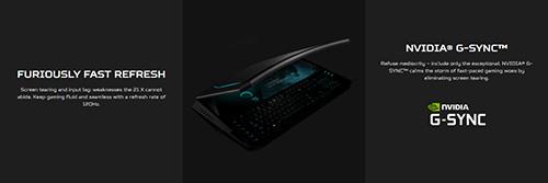 Acer Predator 21X Screen Feature