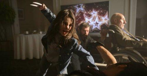 Screenshot Film Logan (2017). 2