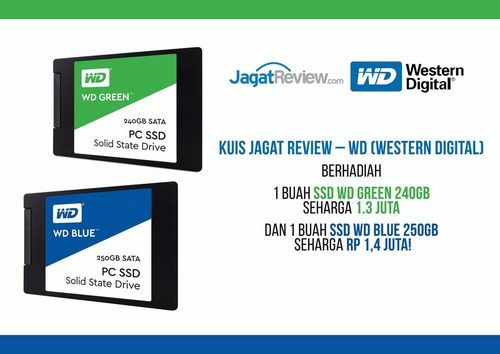 Kuis WD SSD