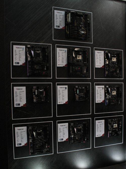 Beberapa motherboard Racing Series dari BIostar