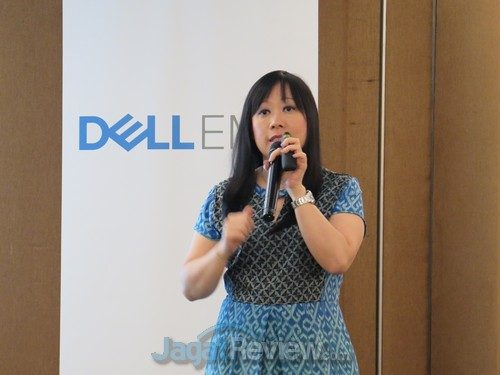 Ms. Catherine Lian, Managing Director, Dell EMC Indonesia