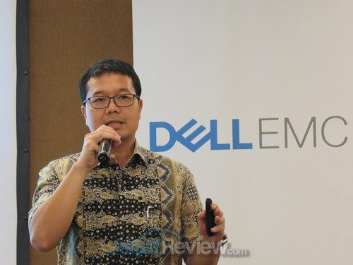 Bapak Adir Ginting, Infrastructure Director, Dell EMC Indonesia