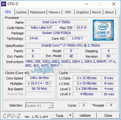 HP ProBook 430 G4 CPUZ 01