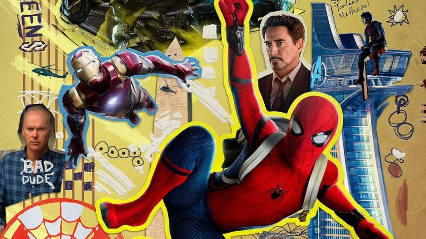 Spider Man Homecoming IMAX Poster F