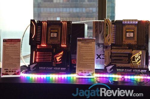 Gigabyte - AMD Ryzen Threadripper - 04