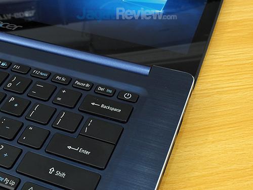 Acer Swift 3 SF314 52G Power Button