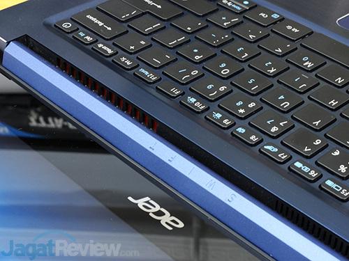 Acer Swift 3 SF314 52G Vent