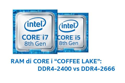 Core i 8th Gen RAM