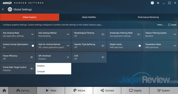 AMD Radeon Software Adrenalin Edition RX 470