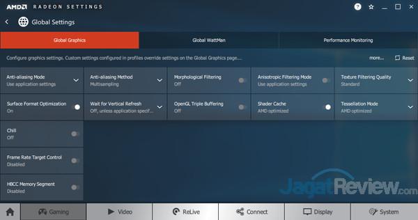AMD Radeon Software Adrenalin Edition RX VEGA 64