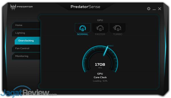 Acer Predator Triton 700 PredatorSense 22