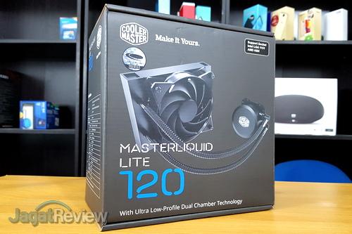Cooler Master ML Lite 120 01