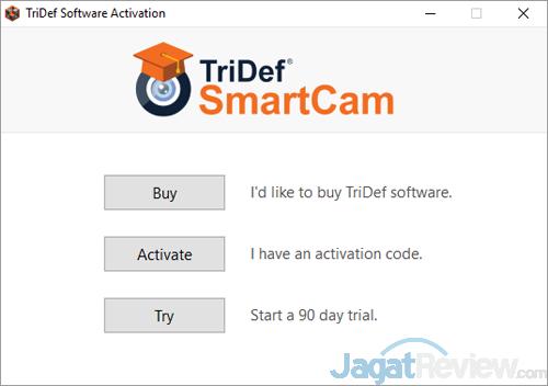 Gigabyte Aero 15X v8 TriDef SmartCam