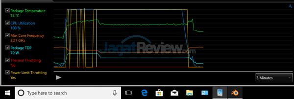 Gigabyte Aero 15X v8 XTU Blender Auto 03