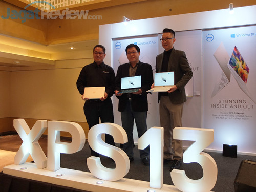 Dell XPS 13 2018 Launch 01