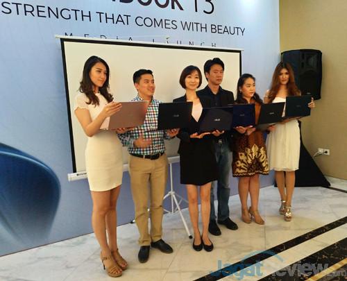 ASUS ZenBook 13 Launch 01