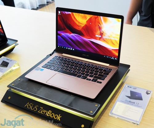 ASUS ZenBook 13 Launch 03 UX331UAL Pink