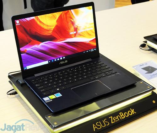 ASUS ZenBook 13 Launch 04 UX331UN