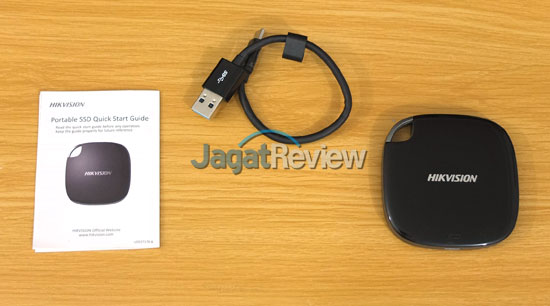 Review Storage Ssd Portable Hikvision T100i Jagat Review
