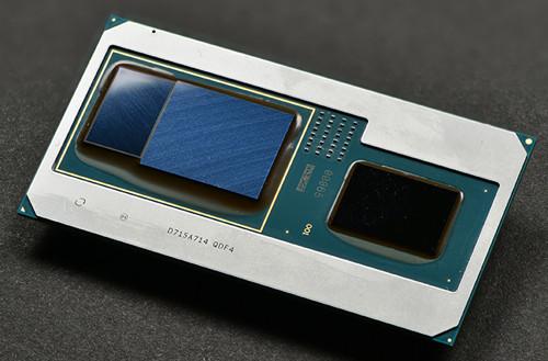 Intel Kaby Lake G CPU