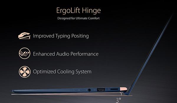ASUS ZenBook 2018 07