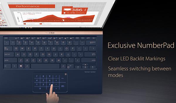 ASUS ZenBook 2018 12