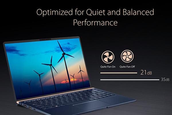 ASUS ZenBook 2018 14