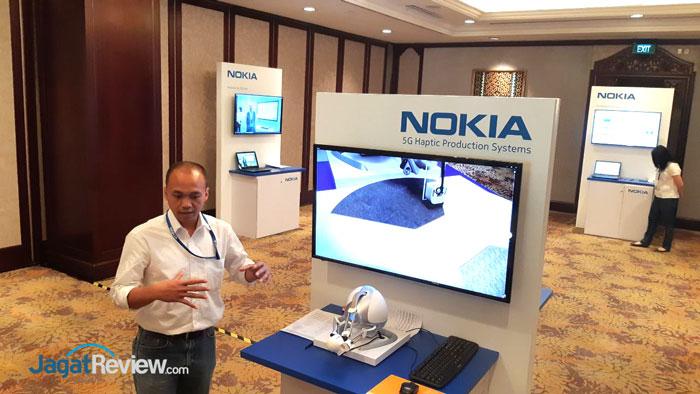 2 Nokia Demo 5g