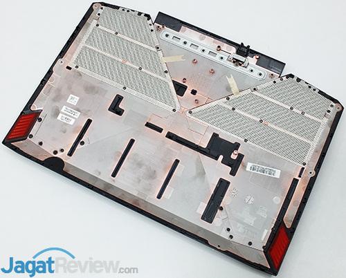 HP Omen 15 dc0036tx Bottom Cover