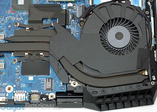 HP Omen 15 dc0036tx Cooler GPU