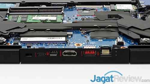 HP Omen 15 dc0036tx Heatsink