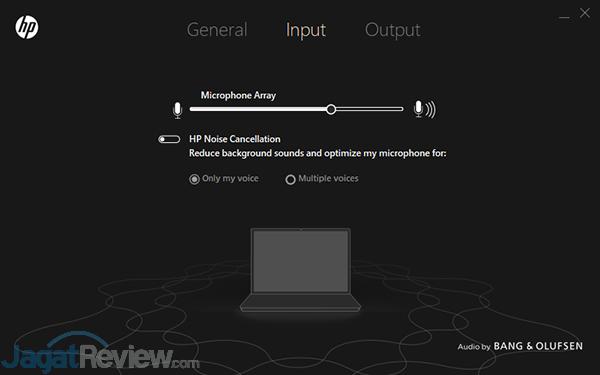 HP Omen 15 dc0036tx OMEN Audio Control 03